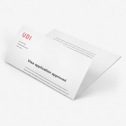 UDI – beslutningsstøtte i saksbehandlingen
