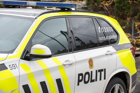 Politiet bemanning